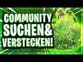 🤷♂️🔍SUCHEN & VERSTECKEN! | Das beste Versteck in Fortnite?! | 4er Duell!