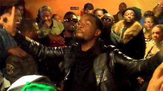 """Gemstones - Fire In My Heart """"LIVE"""" from The Listening Party (@1Gemstones @KGILLA)"""