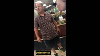 SHORT Man ANGRY At Bagel Shop