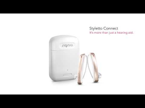 Signia Styletto Connect 5 Hearing Aids