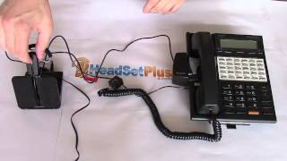 Troubleshoot/Setup Plantronics CS540 When There is No Dial Tone