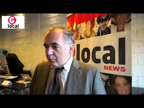 Paolo Giacomin a GlocalNews