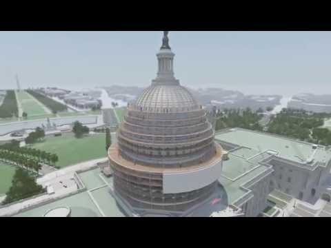 Capitol Dome Restoration