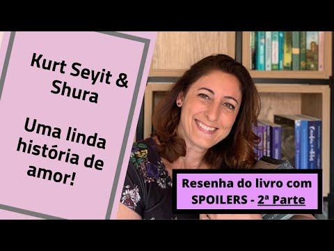 Resenha livro Kurt & Shura - 2ª Parte (c/spoilers)