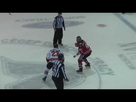David Lacroix vs. Thomas Bellemare