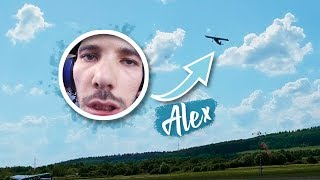 Gekotzt und 2x Bewusstsein verloren bei einem Stunt Flug : Mein Leben 🛩️