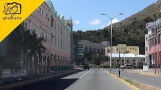 Driving Around Road Town, Tortola, British Virgin Islands    #bvitreasures