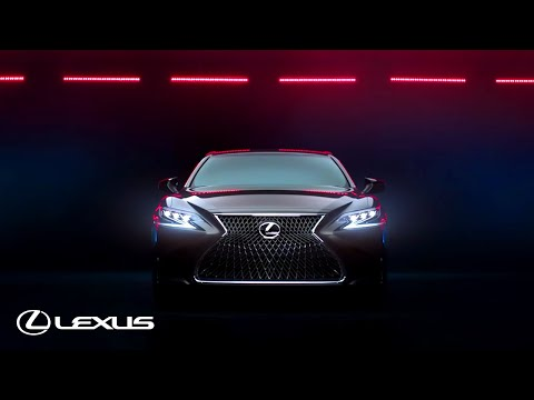 Lexus LS 500 - Incorporating the fine art of Master