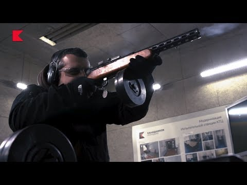 Shooting the rare PPD-34 sub gun: The first Soviet SMG (VIDEOS)