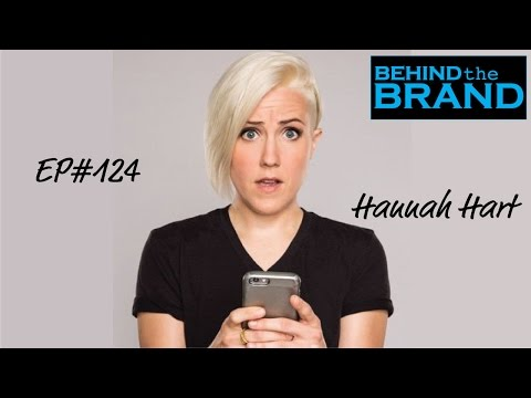 Hanna Hart--What entrepreneurs can learn from failure   BEHIND THE BRAND #124