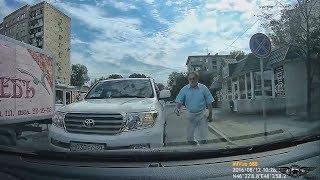 Учим хамов ездить Мгновенная карма на дороге Быдло за рулем Учим хамов ездить по своей полосе