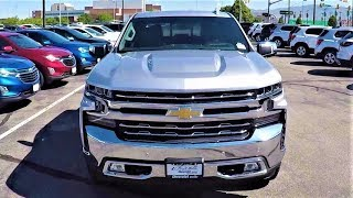 2019 Chevy Silverado 1500 LTZ: The Best Value For Money Silverado!