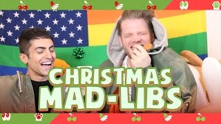 CHRISTMAS MAD-LIBS!