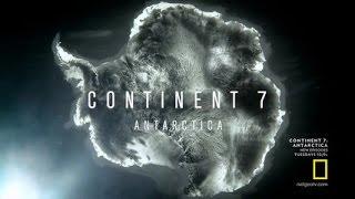 Седьмой континент: Антарктика. Работа на Антарктиде!