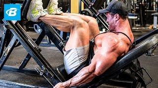 Bodybuilding Leg Workout For Mass   Calum Von Moger