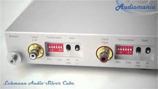 Фонокорректор Lehmann Audio Silver Cube