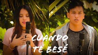 Becky G, Paulo Londra - Cuando Te Besé (Cover by Melanie Espinosa & Jean Saltarin)