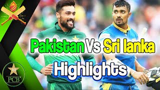 Pakistan vs Sri Lanka 2019 | 3rd ODI | Full Highlights | PCB