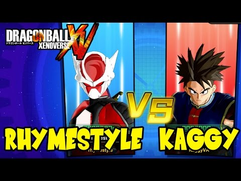 Dragon Ball Xenoverse Online Battles: Instant Transmission of Death! Kaggy vs Rhymestyle