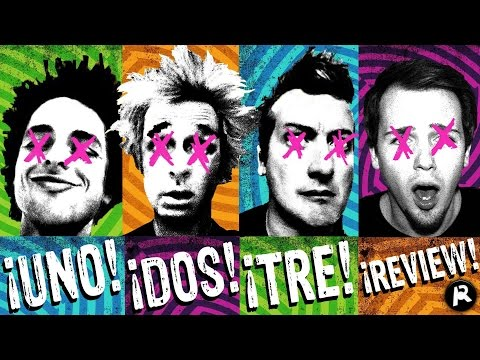 GREEN DAY - UNO! DOS! TRE! | TRILOGY REVIEW Mp3
