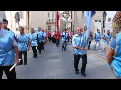 Video processione Sant Anna 2015