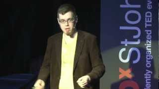 Divergent Thinking: Dave Reynolds at TEDxStJohns