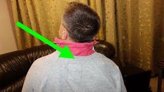 Вдовий горбик как убрать, остеохондроз и боль в шее. Компресс на холку и при шейном остеохондрозе