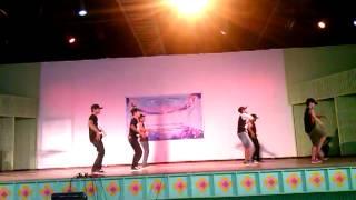 CCEIT DANCE CREW @ AUDITORIUM