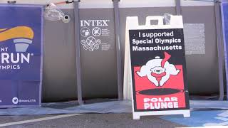 Special Olympics Headquarters Hosts Annual Polar Plunge