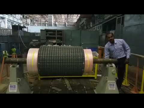 MOGRA 10MT Welding Rotator (Conventional Type)