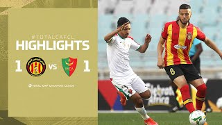 CAF CL | ES Tunis 1 – 1 MC ALger