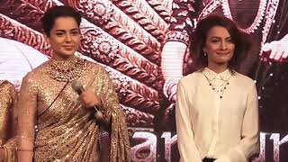 Kangana Ranaut's SHOCKING Reaction On Manikarnika Clash with Thackeray Movie