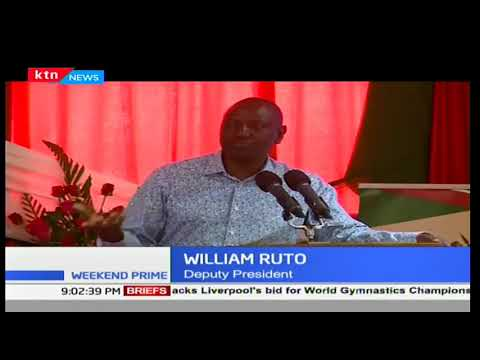 Deputy President William Ruto challenges Governors to start initiatives that will help Kenyans