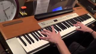 כמה שירים לחובבי הפסנתר שבינינו