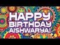 Happy Birthday Aishwarya!