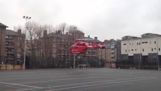 London Air Ambulance December 2012