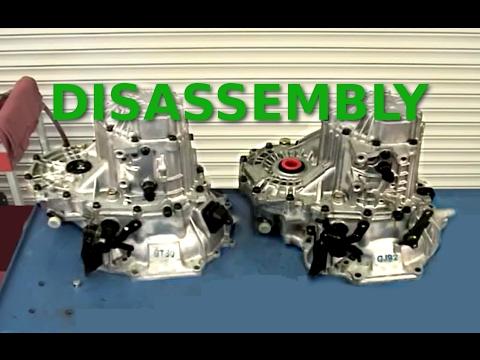 How to Disassemble a Manual Transmission - Hyundai Elantra -Transmission Disassembly