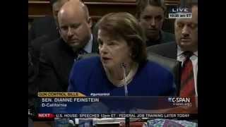 Ted Cruz & Dianne Feinstein Explosive Debate Over Gun Control In Senate: