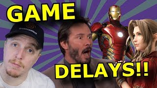 Why is Every Game in 2020 DELAYED? - My Thoughts