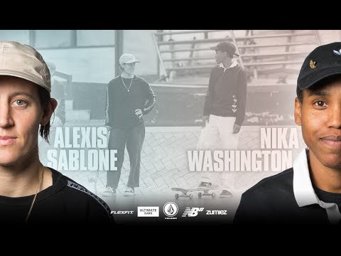 Alexis Sablone & Nika Washington: Head To Head | WBATB