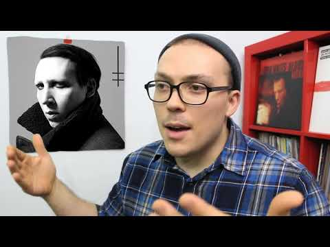 Marilyn Manson – Heaven Upside Down ALBUM REVIEW
