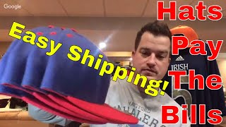 Examples of How to List Hats on eBay and Sold Updates