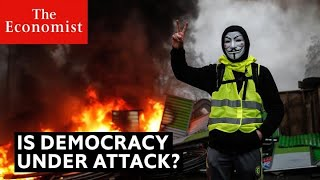 How bad is the crisis in democracy? | The Economist