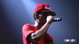 "Chance The Rapper -""Favorite Song"" Live at Hammerstein Ballroom, N.Y"