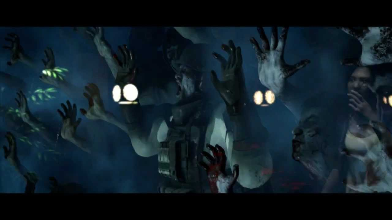 New Resident Evil 6 Trailer Has Snakes On The Mother***king Roof