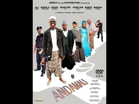 ANDAMALI Part 2 HAUSA COMEDY FILM   HAUSA MOVIES 2018   IBRO   ALI NUHU  HD