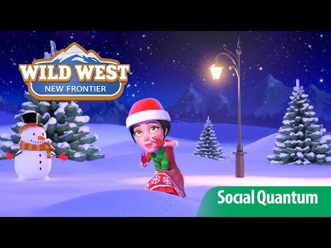 Wild West: New Frontier - Merry Christmas at Rancho