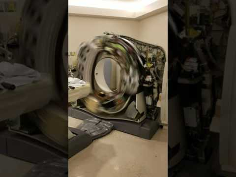 Refurbished GE Prospeed F2 CT Scanner