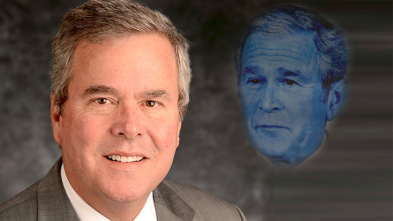 Jeb Bush Rejects His Brother By Doing More Of The Same thumbnail