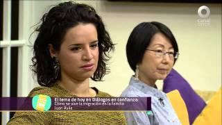 Diálogos en confianza (Familia) - Cómo se vive la migración en la familia